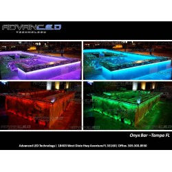 Onyx LED light, Lighted Stone Color changing