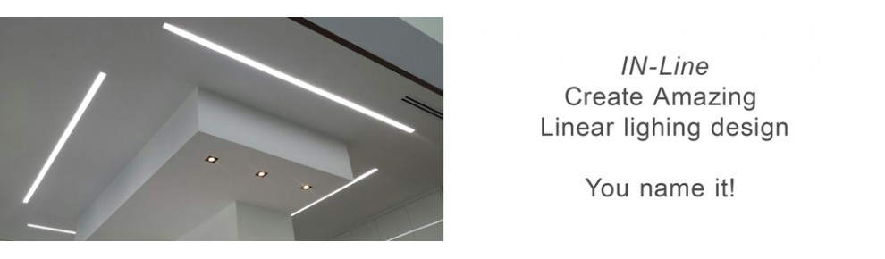 LED Linear Lighting Design Miami