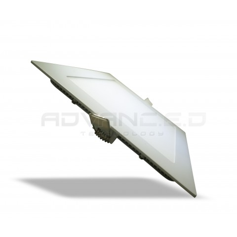 """Ultra Slim SQ 4"""" LED Dimable Downlight"""