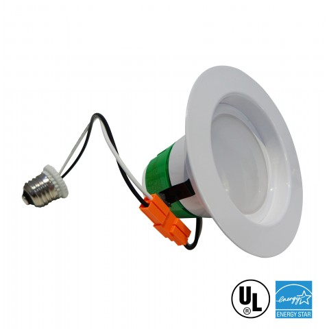 """Retrofit 4"""" Downlight LED Dimmable"""