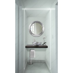 Powder Room Linear Lighting